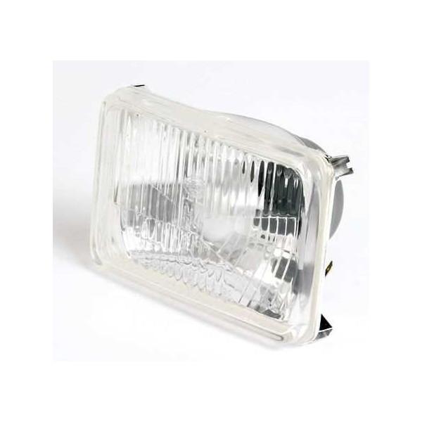 scheinwerfer einsatz h4 mit standlicht gepr gtes glas. Black Bedroom Furniture Sets. Home Design Ideas