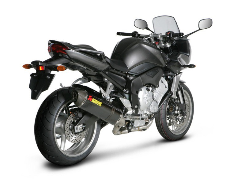 akrapovic auspuff yamaha fz1 fz1 fazer 06 15. Black Bedroom Furniture Sets. Home Design Ideas